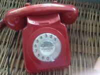 Retro phone original 1960