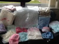 Hand knitting Baby clothes