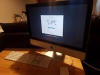 iMac 21.5 - 2.5GHz Quad Core i5 - 16gb RAM - 500GB Hard Drive