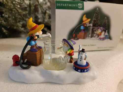 Dept 56 North Pole Fillers & Flakers