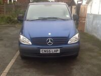 BREAKING FOR PARTS MERCEDES VITO 111 2005
