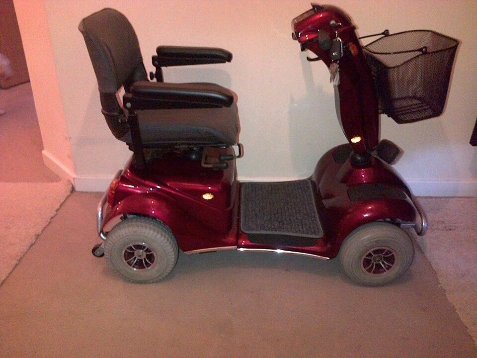 shoprider dma mobility scooter for sale