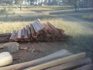 IRONBARK SPLIT POST TIMBER SUPPLYS AUSTRALIA  WIDE DELIVERY Warwick Southern Downs Preview