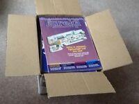 BOX OF EUREKA MAGAZINES; 80s and 90s