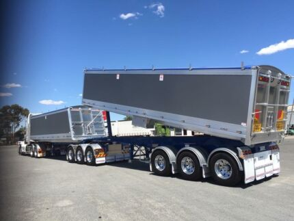Wanted: Looking to hire bdouble grain tippers