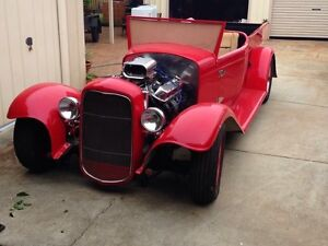 **** 1932 roadster pickup**** Huntingdale Gosnells Area Preview