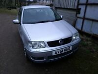 VW Polo GTi Price reduced! £850
