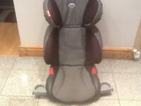 £30- Britax ASIS group 2 3 full highback car booste seat for 4yrs to 12yrs(15kg to 36kg)