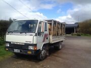 Mitsubishi canter Edith Creek Circular Head Preview