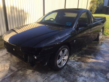 JUST IN FOR WRECKING VY UTE V6 TURBO Morisset Lake Macquarie Area Preview