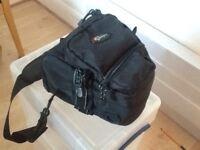 Lowepro black brand new SLR camera case