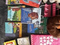 girls toy bundle and Books