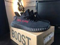 Adidas Yeezy V2 CoreBlack/CoreRed Size 10