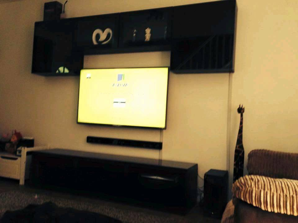 Ikea besta tv unit and wall units | in Milton Keynes ...