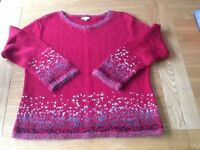 J JILL JUMPER *NEW*