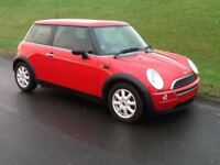 2006 MINI ONE 1.6 # SEVEN # BRIGHT RED # FULL YEARS M.O.T # SUPERB CONDITION THROUGHT