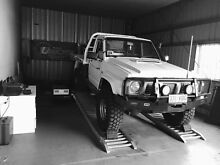 Patrol ute Dalby Dalby Area Preview