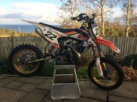 ** 2016 KTM 50 BIG WHEEL ** MINT ** Lots of Extras ** Fast and great looking wee bike **