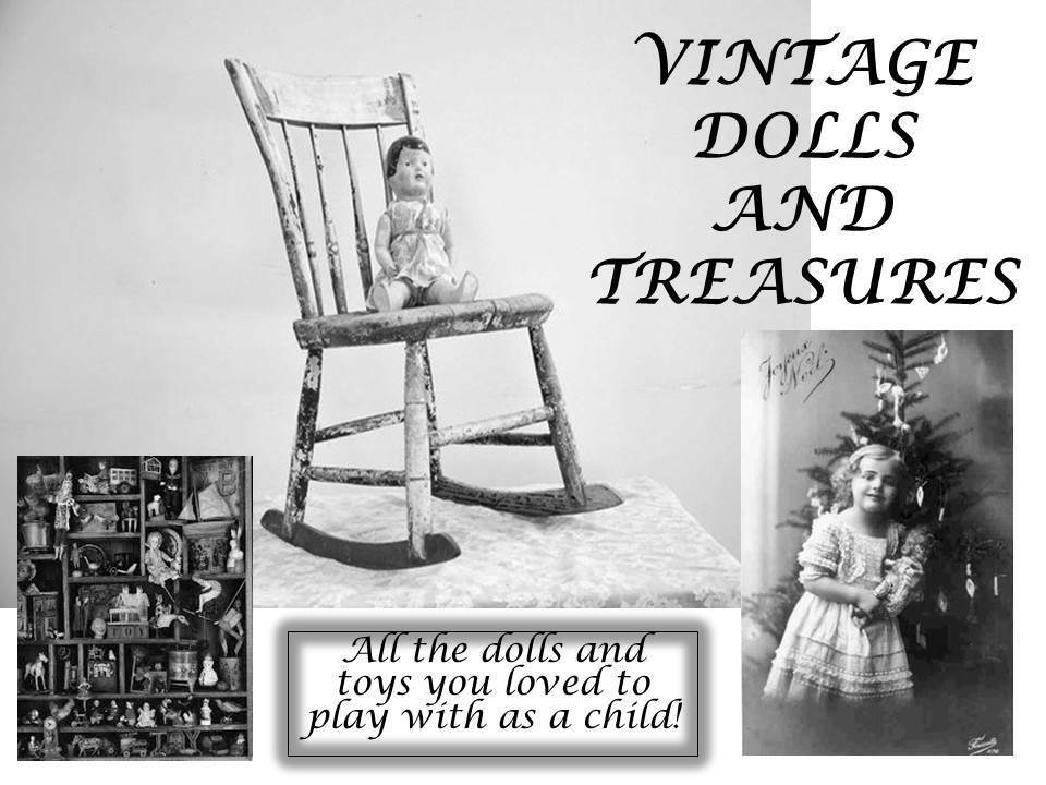 Vintage Dolls and Treasures