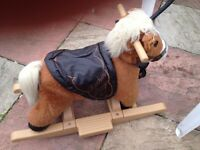 rocking horse goodcondition only £5.00