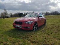 2013 BMW 114i SPORT, 2 Owners, full service history, excellent condition!