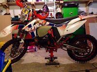 KTM EXC 250 (SIX DAYS)