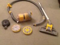 Vacuum cleaner parts for dyson