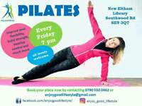 Pilates New Eltham Library