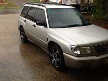 2001 Subaru Forester Wagon Brisbane Region Preview