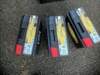 3 x Vetus SMF Leisure Batteries 12volt 105Ah suitable for Caravan Camper Boat Marine
