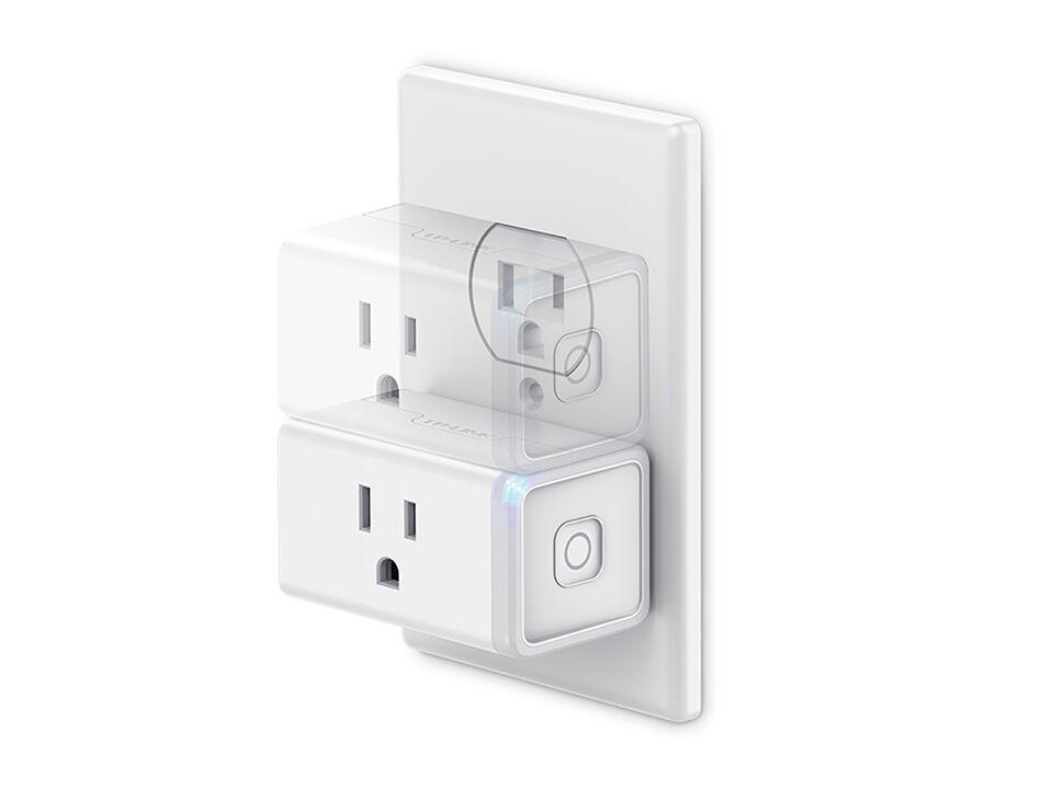 TP-Link HS105 Wi-Fi Mini Smart Plug,Control from Anywhere, Work w/Alexa & Google