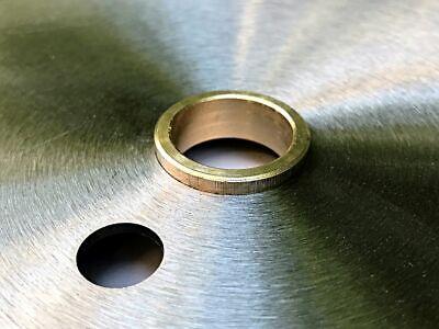 Stihl Ts400 Ts420 Ts700 Ts800 Blade Arbor Adapter Reducer Ring 20mm 100pk Brass