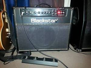 Blackstar HT Soloist 60W amp with footswitch Shortland Newcastle Area Preview