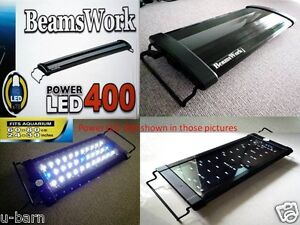 Beamswork-aquarium-Power-LED-400-light-lamp-60-80-cm-24-30-tank-bright