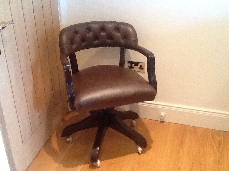 Laura Ashley Franklin Office Chair