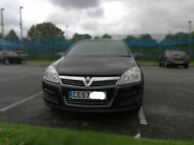 "Vauxhall Astra H 1.6 MK5 2007 5dr ""57 plate"""