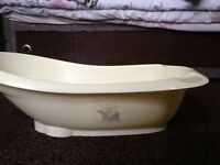 Baby Bath tub with support seat
