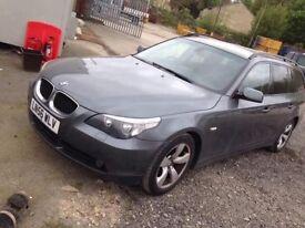 Bmw 520D Touring auto fully Loaded hi drive