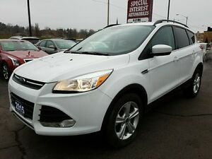 2015 Ford Escape SE SE !! LEATHER !! REAR CAMERA !! POWER SEA...