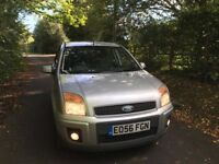Ford Fusion Zetec Climate TDCI- Reach Equipment and Long MOT
