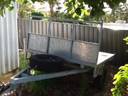 Trailer - flat top Brightwaters Lake Macquarie Area Preview