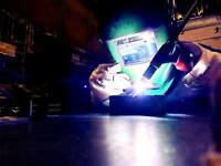 Coded MIG/TIG welder is looking for a job in London