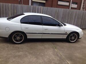 2003 Holden commodore dual fuel Seabrook Hobsons Bay Area Preview