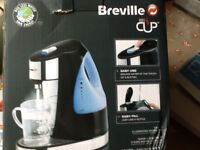 Breville hot cup heater- boils one cup of water at a time