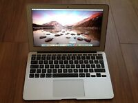 MACBOOK AIR 11 INCH i5 SUPPER LIGHT,FAST WITH 256GB SOLID HARD DISK 4GB RAM IN BOX
