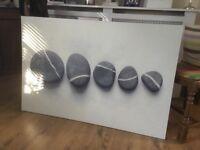 Ikea Pebble Canvas