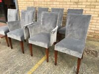 Dining chair Reupholstery 25% off sale Christmas sale