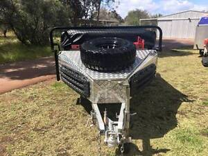 Johnno's Camper Trailers Oakford Serpentine Area Preview
