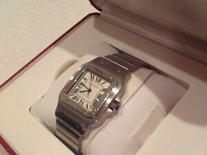 CARTIER MENS WATCH  - PURCHASED IN SYDNEY STORE. North Sydney North Sydney Area Preview