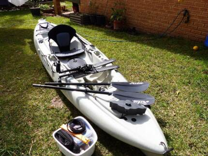 2014 Hobie Mirage Outback Engadine Sutherland Area Preview